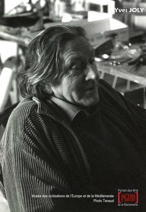 Yves Joly, le formateur de Guy Bourguignon