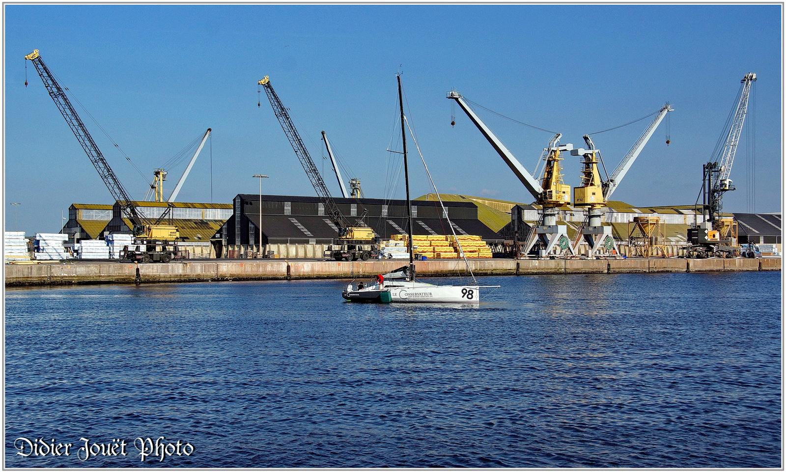 35 ille et vilaine malo 3 port de commerce port de plaisance didier 85