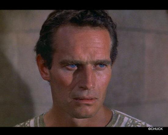 BEN HUR (1959) partie 1 La trahison de Messala