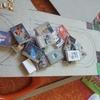 carton-mousse et imprimables de diverses tailles..et sujets!
