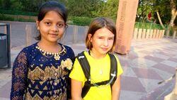 Arrivée au Rajasthan