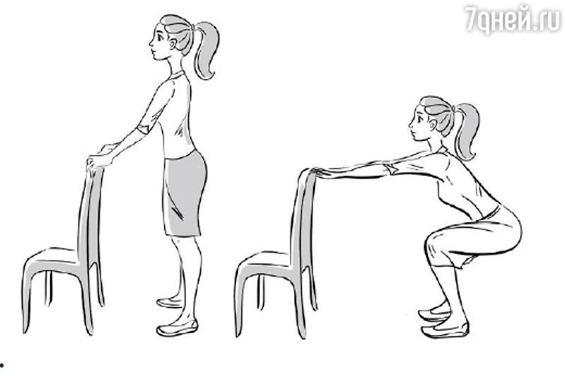 Профилактика геморроя у женщин при сидячей работе упражнения
