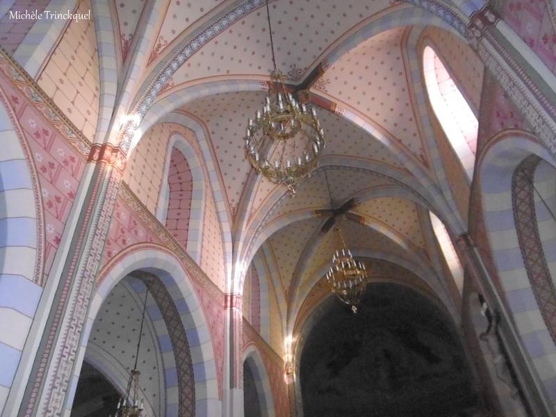 L'Eglise de LALUQUE (40), le 10 décembre...