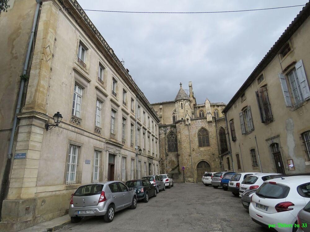Limoux dans l'Aude