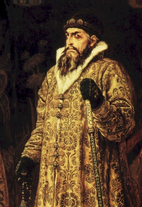 IVAN IV, le TERRIBLE ( VII )