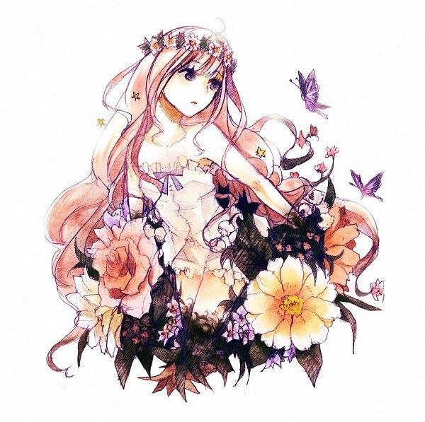 """Résultat de recherche d'images pour """"fleur manga"""""""