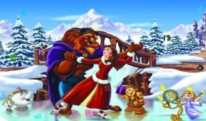 Find the numbers - Beauty and the Beast Christmas