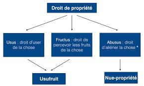 """Résultat de recherche d'images pour """"usufruit nu propriété"""""""