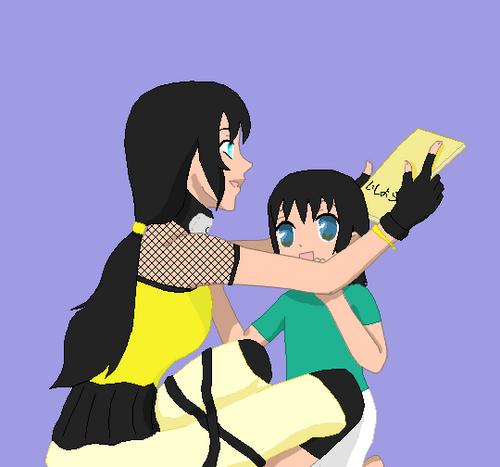Sachiyo & Sayaka PA3