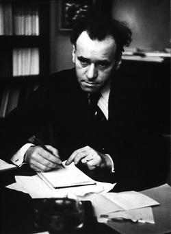 René Char à Maurice Blanchard…