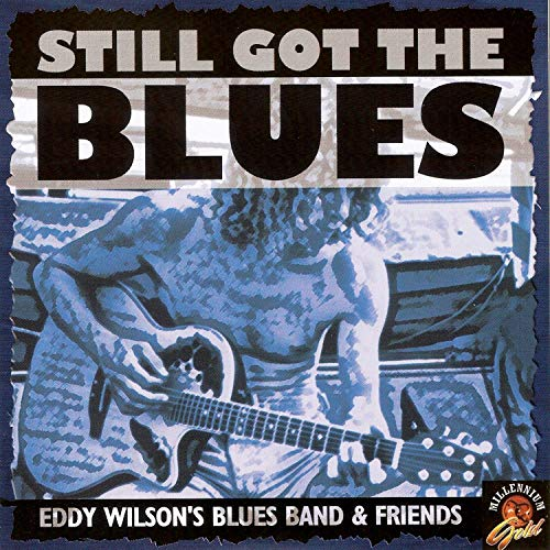 EDDIE WILSON'S BLUES BAND - Big Log  (Blues)