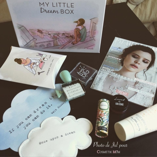 My Little Box Avril 2015