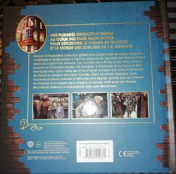 Mon avis sur le livre {HP - Le chemin de traverse - le carnet magique}