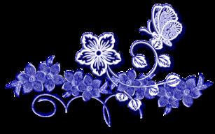 **Violettes ou roses**Cartes