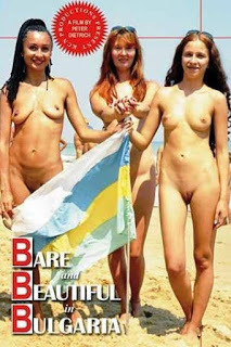 Peter Dietrich - Bare and Beautiful in Bulgaria. 2002.
