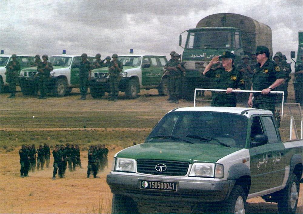 """Résultat de recherche d'images pour """"gendarmerie nationale algérienne special"""""""