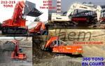 BONNY HEAVY MACHINERY: nouvelle et féroce 50 tonnes.