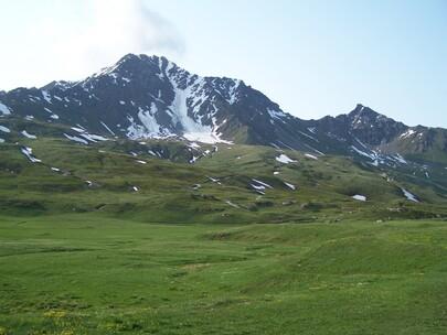 alpage du Mont-Cenis