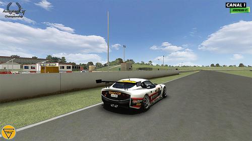 Team Motor School Ginetta G50Z GT3