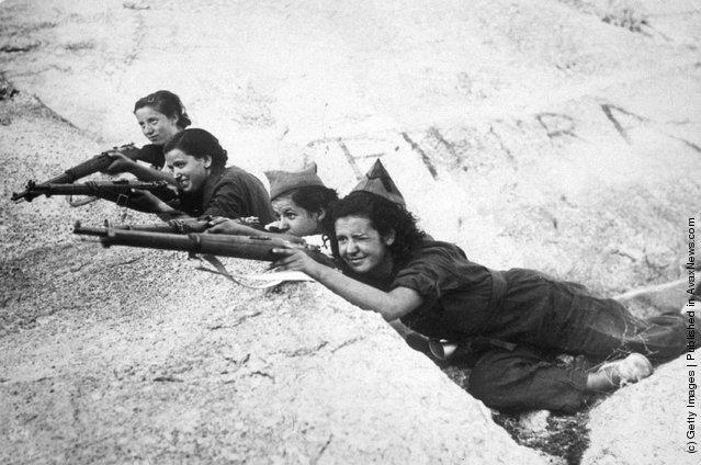 Photos Anciennes - Guerre civile espagnole