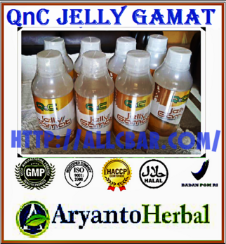 Obat QnC Jelly Gamat