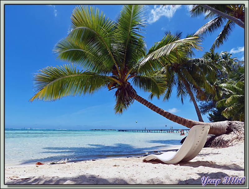 Plage des Tipaniers - Moorea - Polynésie française