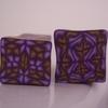 cane violet chocolat