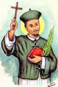 Saint Augustin Zhao Rong († 1815)