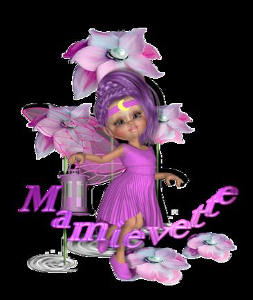 Merveilleuses créations de Mamievette !