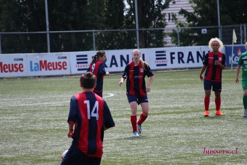 match des red marines du f.c. liège