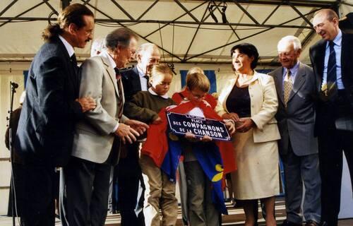 19 octobre 2002... souvenirs lyonnais d'inauguration
