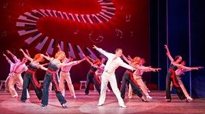 dance ballet class i love piano white christmas