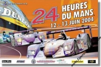 Le Mans 2004 I