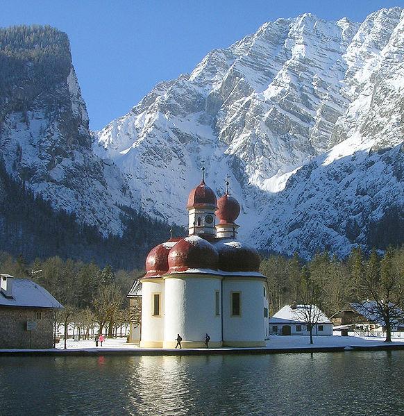 Blog de lisezmoi : Hello! Bienvenue sur mon blog!, L'Allemagne : La Bavière - Berchtesgaden -