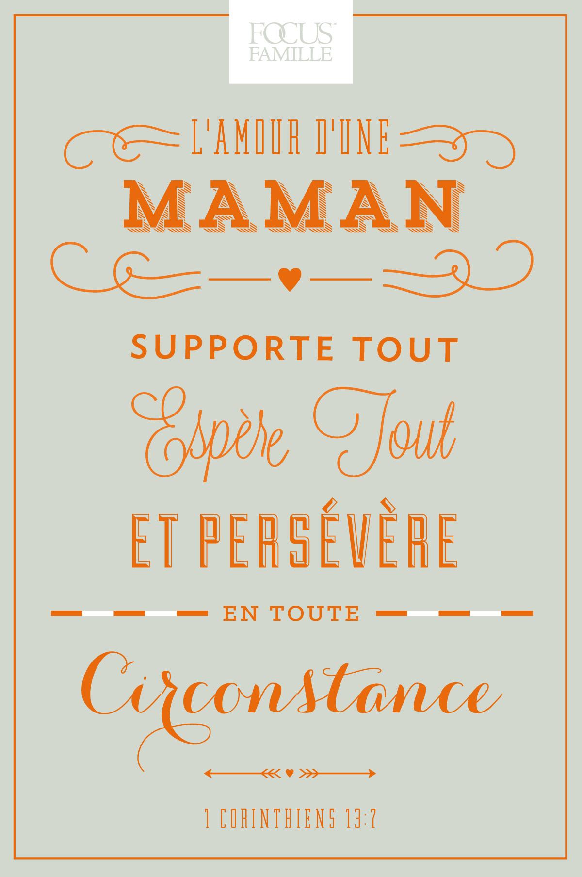 image amour maman