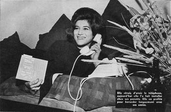 Téléphone 1963