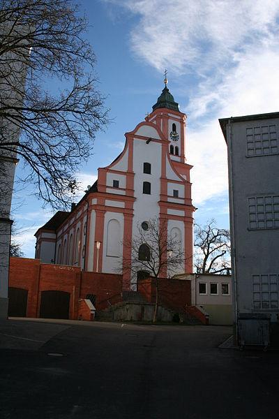 Blog de lisezmoi : Hello! Bienvenue sur mon blog!, L'Allemagne : La Bavière - Krumbach -