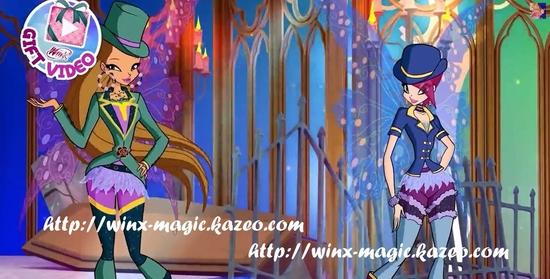Tecna et Flora Fairy Steampunk