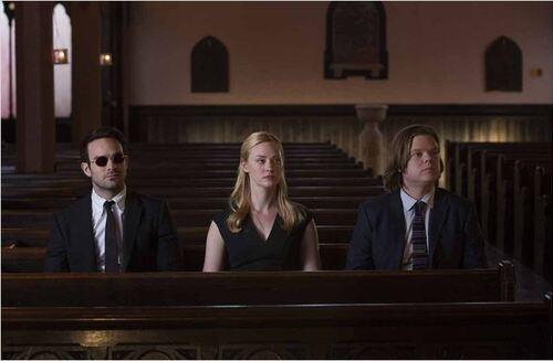 Ma critique de la saison 2 de Daredevil