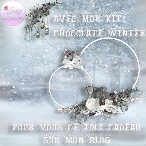 Chocolate winter de JosyCréations