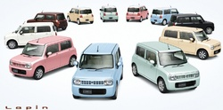 """Coup d'oeil: Suzuki Alto Lapin Série """"10ème anniversaire"""""""