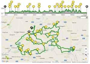 Le Tour des Flandres Cyclo 2018 par Francis Poupel
