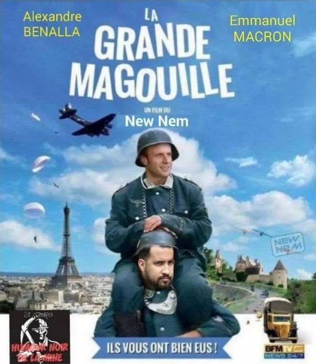 La GRANDE MAGOUILLE