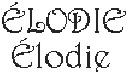 Dictons de la Ste Elodie + grille prénom !
