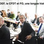 1er novembre - Assurance chômage - Les MEDEF, FO et CFDT font les poches des intérimaires et des + de 50 ans