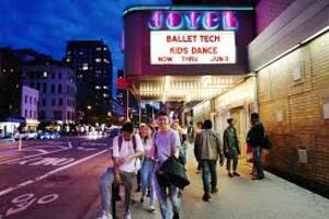 dance ballet the joyce theater dancing