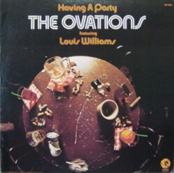 The Ovations Feat. Louis Williams - Having A Party - Complete LP