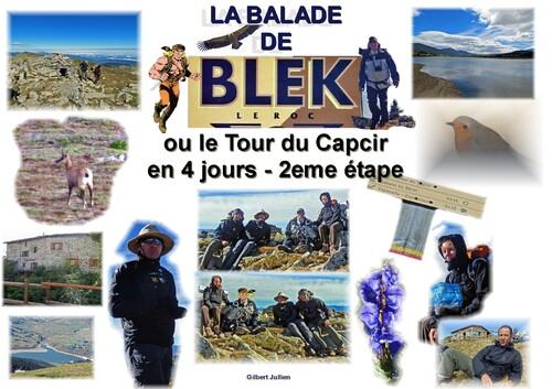 Tour du Capcir - Etape 2 Refuge de la Font de la Perdrix - Gîte Le Moulin à Rieutort