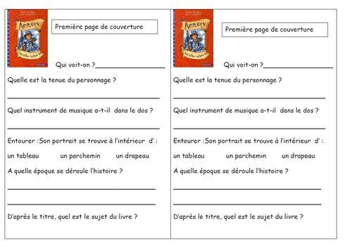 Séquence littérature : Amaury chevalier malgré lui