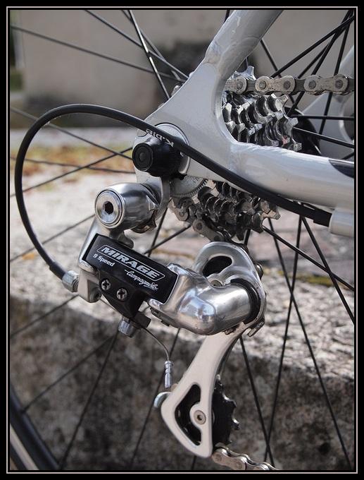 campagnolo véloce